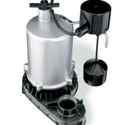 picture of Sump pump used in waterproofing