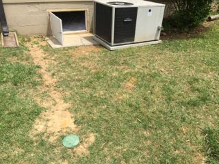 Wet Crawl Space and Your Air conditioner