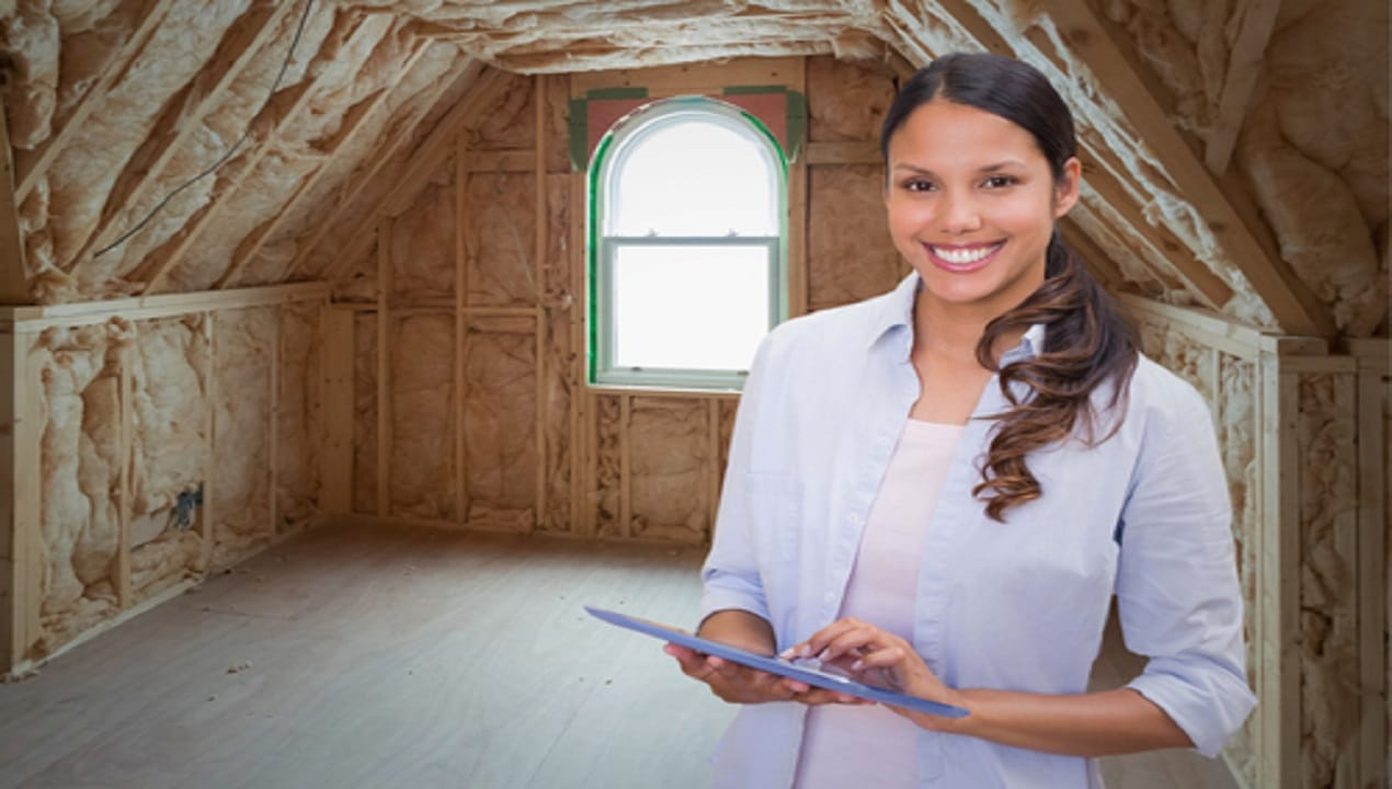 Attic Insulation Knoxville image