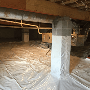 Common crawl space encapsulation ventilation questions answered common crawl space encapsulation and ventilation questions answered solutioingenieria Choice Image