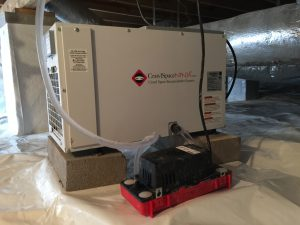 Image of Crawl Space Dehumidifier Condensate Pump