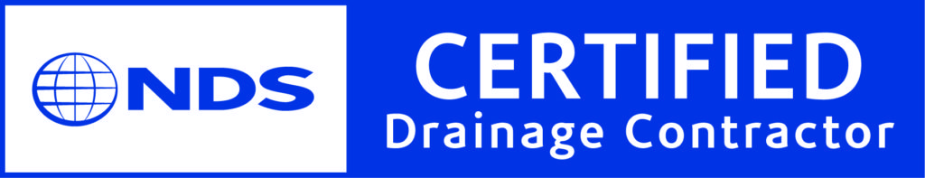 NDS Certified Drainage Contractor Logo