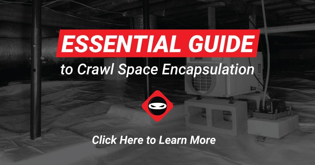 Essential Guide Crawl Space Encapsulation Click Here Image
